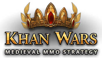 KHAN WARS: The best online strategy game!